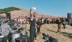 9 mila persone per Marco Mengoni a Monte Cucco (Foto)