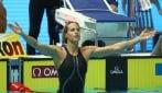Federica Pellegrini 'Divina', vince l'oro nei 200 stile ai Mondiali