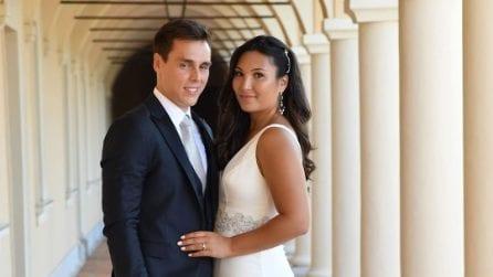 Marie Chevallier, gli abiti da sposa per le nozze con Louis Ducruet
