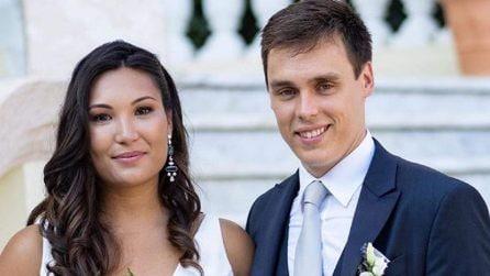 Le foto del matrimonio di Louis Ducruet e Marie Chevallier