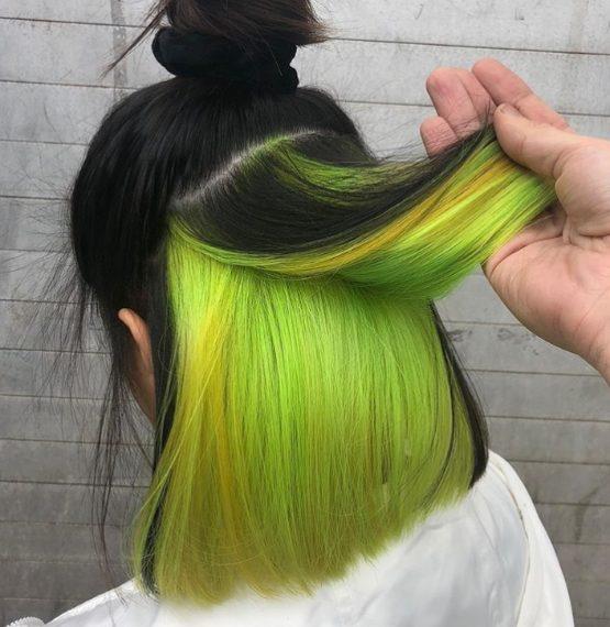 Capelli bicolore: il trend imperdibile per l'estate 2019