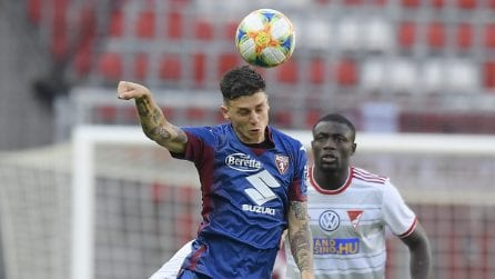 Europa League, le immagini del ritorno tra Debrecen e Torino