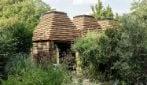 Nella prima casa fatta di sughero al mondo