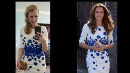 "Repli-Kates, le ""cosplayers"" di Kate Middleton spopolano sui social"