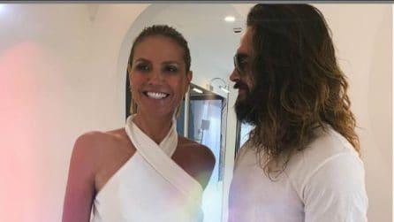 Le foto del matrimonio tra Heidi Klum e Tom Kaulitz