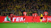 Il Borussia Dortmund vince la Supercoppa