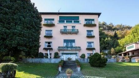 Le foto di Villa Mondadori, acquistata da Donatella Versace