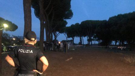 Ucciso Fabrizio 'Diabolik' Piscitelli: l'agguato nel parco degli Acquedotti