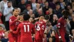 Premier League, le immagini di Liverpool-Norwich