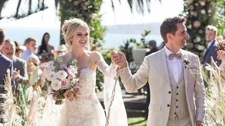 Le foto delle nozze di Matthew Bellamy e Elle Evans