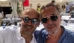 Le foto di Enzo Miccio con il compagno Laurent
