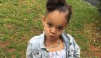 Ala's Skyy la bambina modella sosia di Rihanna
