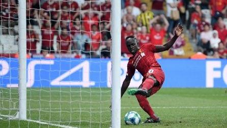 Supercoppa Europea 2019, le immagini di Liverpool-Chelsea