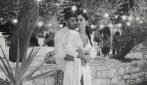 Giulia De Lellis in bianco per il compleanno di Iannone