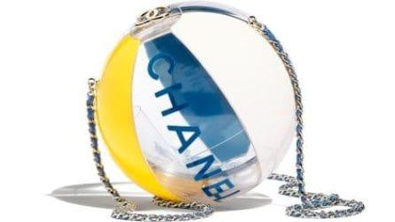 La borsa Chanel a forma di pallone gonfiabile