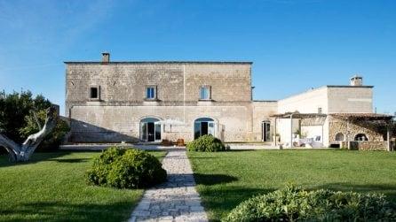 Le 6 masserie più belle da affittare in Italia