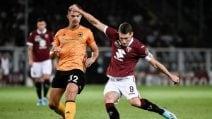 Europa League, le immagini di Torino-Wolverhampton
