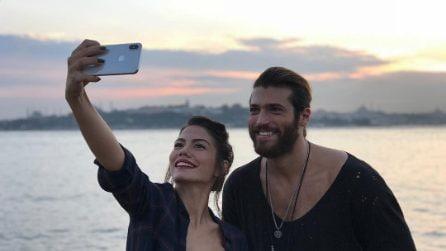 Le foto di Can Yaman e Demet Özdemir