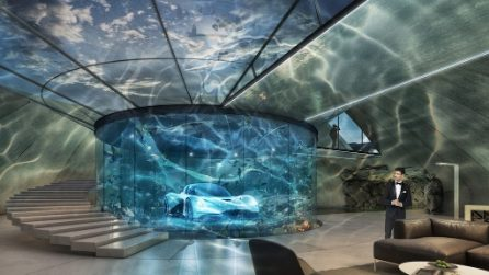 La Aston Martin lancia il garage su misura
