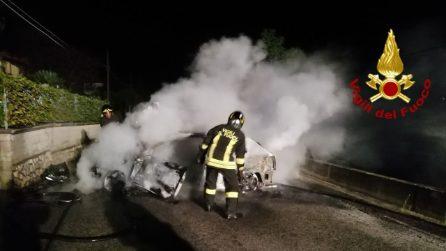 Allagamenti, incendi, alberi caduti ed incidenti stradali: una giornata nera per Avellino