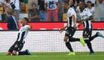 Serie A 2019/2020, le immagini di Udinese-Milan