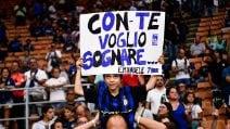 Inter-Lecce, le migliori immagini del primo Monday Night di Serie A