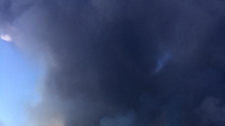 Stromboli, il vulcano torna ad eruttare