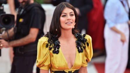 Tutti i capelli sciolti sul red carpet del Festival del Cinema di Venezia 2019