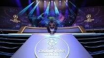 Champions League, le immagini più belle dei sorteggi di Montecarlo