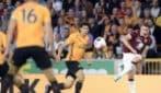 Europa League, le immagini di Wolverhampton-Torino