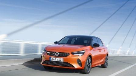 Nuova Opel Corsa, la sesta generazione è anche elettrica