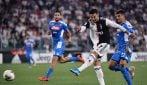 Serie A 2019/2020, le immagini di Juventus-Napoli
