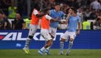 Serie A 2019/2020, c'è il derby della Capitale: le foto di Lazio-Roma