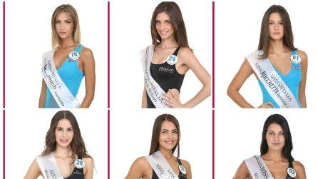 Miss Italia 2019: chi sono le sei finaliste della Lombardia in gara a Jesolo