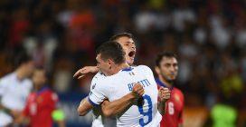Euro 2020, le immagini di Armenia-Italia