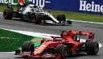 La Formula 1 torna in pista a Monza, Ferrari pronta alla doppietta