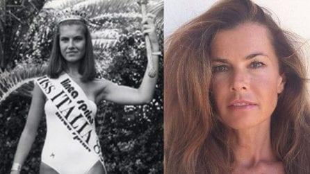 Miss Italia 2019, sul palco le ex vincitrici: com'erano e come sono diventate le reginette