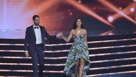 Miss Italia 2019: sul palco paillettes e abiti a fiori