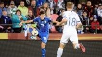 Euro 2020, le immagini di Finlandia-Italia