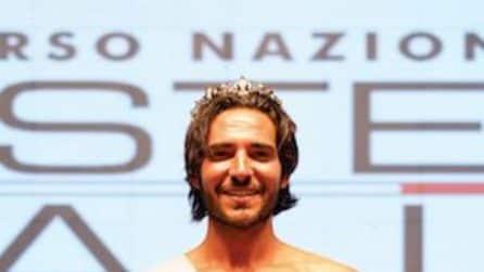 Le foto di Mister Italia 2019 Giulio Schifi