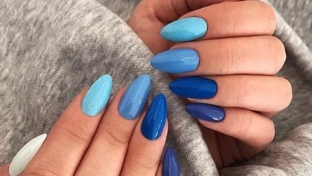 Ombrè nails: la manicure dell'autunno 2019