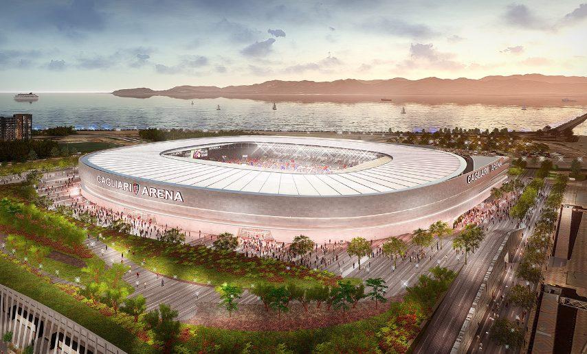 Cagliari Arena (Progetto Cmr)