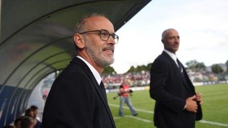 Under 21, qualificazioni Euro 2021: le immagini di Italia-Lussemburgo