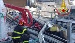 Milano, paura a City Life: crolla una gru dal 29esimo piano della Torre Libeskind