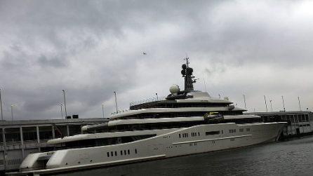 Eclipse, la yacht di Abramovich che vale più del Chelsea