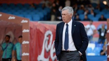 Serie A, le immagini più belle di Napoli-Sampdoria