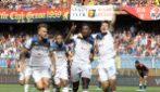 Serie A 2019/2020, le immagini di Genoa-Atalanta
