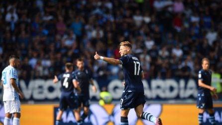 Serie A 19-20, le immagini di Spal-Lazio