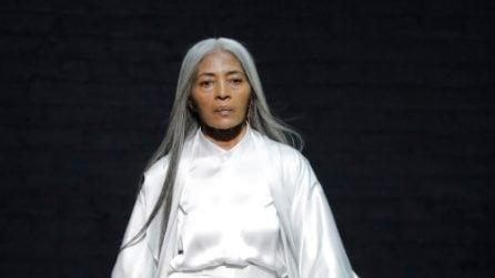 JoAni Johnson, la nuova modella del brand di Rihanna ha 67 anni