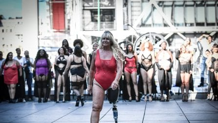 The All Sizes Catwalk, la sfilata per combattere la discriminazione nella moda